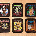 Iron Maiden - Patch - Printed Patches