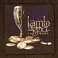 Lamb Of God - Patch - Sacrament