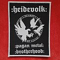 Heidevolk - Pagan Metal Brotherhood Patch