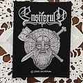 Ensiferum - Sword & Axe Patch (Woven)