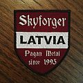 Skyforger - Latvian Pagan Metal Patch