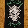 Metsatöll - Estland patch