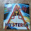Def Leppard - Tape / Vinyl / CD / Recording etc - Def Leppard-Hysteria single lp