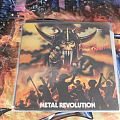Living Death - Other Collectable - Living Death-Metal Revolution
