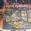 Iron Maiden - Tape / Vinyl / CD / Recording etc - Iron Maiden-Piece of mind lp