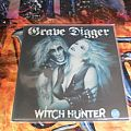 Grave Digger - Other Collectable - Grave Digger-Witchunter  ami press,different tracklist