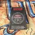 Other Collectable - Kreator Hallucinative Comas vhs