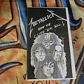 Other Collectable - Metallica Cliff´em all vhs
