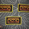 Patch - rare Rainbow patches