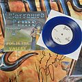 """Other Collectable - Borrowed Time Fog in the Valley blue vinyl 7"""""""