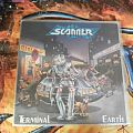 Scanner - Tape / Vinyl / CD / Recording etc - Scanner-Terminal Earth lp signed by axel julius