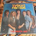 Tygers Of Pan Tang - Tape / Vinyl / CD / Recording etc - Tygers of Pan Tang-the wreck age lp