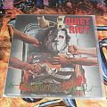 Other Collectable - Quiet Riot-Condition Critical