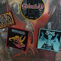 Other Collectable - ghost,massacre,alpha tiger,entombed patches new