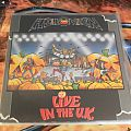 Other Collectable - Helloween-live in the U.K lp
