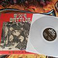 Axe Battler - Tape / Vinyl / CD / Recording etc - Axe Battler-the wrath of my steel white vinyl (lim 100)