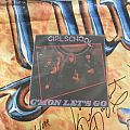 Other Collectable - Girlschool-c´mon let´s go  single lp