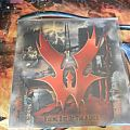 Warlord - Tape / Vinyl / CD / Recording etc - Warlord-Rising out of the Ashes lp