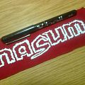 Nasum - Patch - d.i.y. hand painted nasum patch