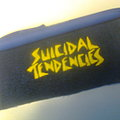 Suicidal Tendencies - Patch - d.i.y. hand painted suicidal tendencies patch