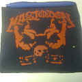 Mastodon - Patch - d.i.y. hand painted mastodon patch
