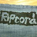 Ripcord - Patch - d.i.y. hand painted ripcord patch
