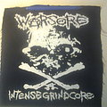Warsore - Patch - d.i.y. hand painted warsore backpatch