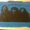 Motörhead - Patch - d.i.y. hand painted motorhead backpatch