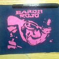 Baron Rojo - Patch - d.i.y. hand painted baron rojo patch