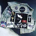 My (a bit chaotic) regular vest Still a WIP