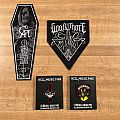 Goatwhore patches & random pins