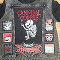 Cannibal Corpse - Battle Jacket - My old(er) battle jacket!
