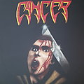 Cancer - To the gory end t shirt