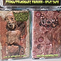 Ptoma, Pulmonary Fibrosis ‎– Molten Abomination / Live At Anthem Of Steel Tape / Vinyl / CD / Recording etc