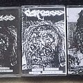 Flesh ripping torment, Swarming of the maggots tapes