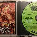 Pathologist - Putrefactive And Cadaverous Odes About Necroticism CD Tape / Vinyl / CD / Recording etc