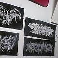 gory logo patches