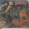 Malignancy - Eugenics album Tape / Vinyl / CD / Recording etc
