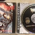 Regurgitate – Effortless Regurgitation Of Bright Red Blood 1994 Tape / Vinyl / CD / Recording etc