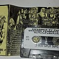 Defleshed By Flies, Sarcoma Fermentation, Urinary Tract Infection From Severe Pus Clots ‎– :3-Way Split 2009 Tape / Vinyl / CD / Recording etc