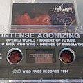 Intense Agonizing – Soul Locked In Flesh TAPE Tape / Vinyl / CD / Recording etc