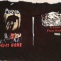 "Ptoma ""Sci-Fi Gore"" shirt"