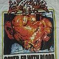 Oxidised Razor - Cover-Ed With Blood SHIRT