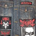 Blasphemy - Battle Jacket - My battle jacket
