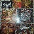 Vomi Noir – Les Myasmes De La Deliquescence CD, Blue Holocaust – Flesh For The Cannibal God CD Tape / Vinyl / CD / Recording etc