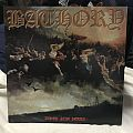 Blood Fire Death 2002 remaster on clear vinyl