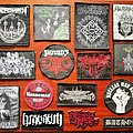 Temple Nightside - Patch - Leftover patches