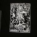 Impetigo - horror of the zombies shirt