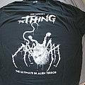 The Thing - Glow in the dark shirt