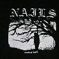 Nails - unsilent death shirt
